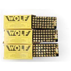 WOLF .40 S&W FACTORY RELOADS