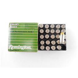 REMINGTON .40 S&W FACTORY RELOADS