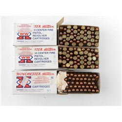 WINCHESTER WESTERN 32 AUTOMATIC AMMO
