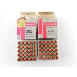 LELLIER & BELLOT 7.65MM BROWNING