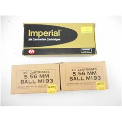 IMPERIAL AND PMC AMMO