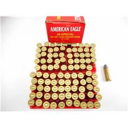 AMERICAN EAGLE .38 SPECIAL AMMO
