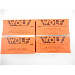 WOLF FACTORY RELOADED 357 MAGNUM AMMO