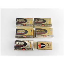 IMPERIAL .22 LONG RIFLE AMMO