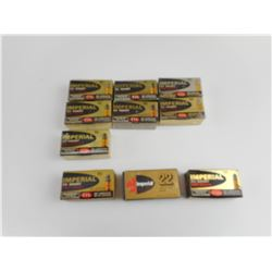 IMPERIAL .22 SHORT RIFLE AMMO