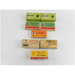 ASSORTED EASTERN EUROPEAN .22 LONG RIFLE AMMO
