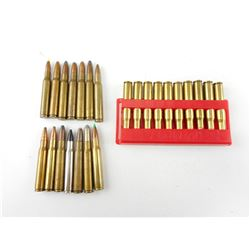 .30-06 ASSORTED AMMO LOT