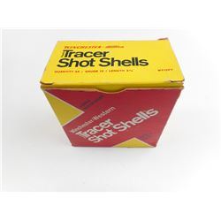 WINCHESTER-WESTERN PLASTIC TRACER SHOT SHELLS