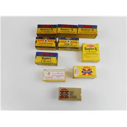 ASSORTED WESTERN .22 LONG RIFLE AMMO