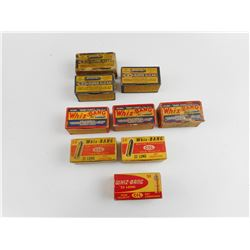 ASSORTED CIL .22 LONG RIFLE AMMO