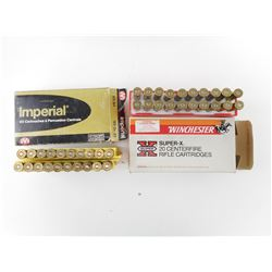 WINCHESTER & IMPERIAL .303 AMMO