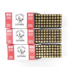 CAN-NORTH CARTRIDGE 9MM PARABELLUM AMMO, FACTORY RELOADED