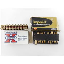 WINCHESTER & IMPERIAL .308 AMMO