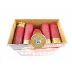 CHALLENGER 12 GA TARGET SLUG SHOTGUN SHELLS, FEDERAL 12 GA UPLAND SHOTGUN SHELLS