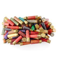 16 GAUGE ASSORTED SHOTGUN SHELLS, INCLUDES VINTAGE PAPER SHOTSHELLS