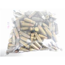 9MM ASSORTED MILITARY AND SPORTING AMMO