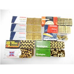 22 LR, 22 MAGNUM, 22 HIGH VELOCITY, 22 SHOT ASSORTED AMMO