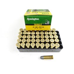 REMINGTON 44 S&W SPECIAL AMMO