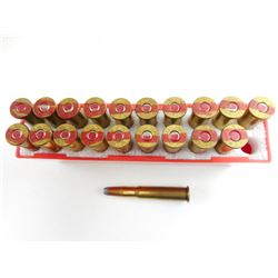 32 WINCHESTER SPECIAL AMMO