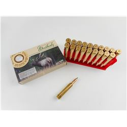 WEATHERBY .30-378 WBY MAGNUM AMMO