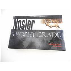 NOSLER TROPHY GRADE 6.5-284 NORMA AMMO