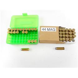 ASSORTED 45 COLT AND 44 MAG RELOADS