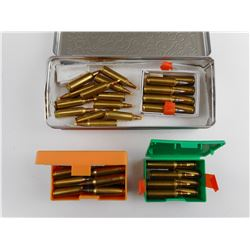 ASSORTED .270 WSM AMMO LOT