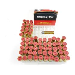 38 SPECIAL RELOADED AMMO