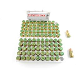 45 AUTOMATIC RELOADED AMMO