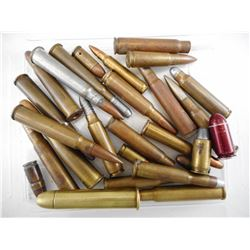 DUMMY, AND INERT ROUNDS ASSORTED