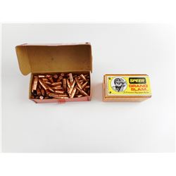 SPEER AND HORNADY 270 CAL BULLETS