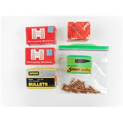 6MM ASSORTED BULLETS