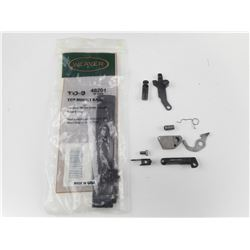 RUGER SCOPE RAIL, AND PARTS LOT