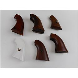 ASSORTED REVOLVER GRIPS