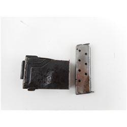 UNKNOWN SHOTGUN/COLT PISTOL MAG LOT