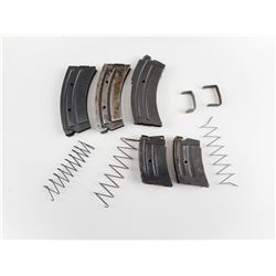 UNKNOWN .22 LR RIFLE MAGS LOT