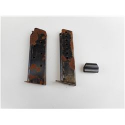 WALTHER P38/1911 PISTOL MAGAZINES
