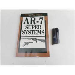 ARMALITE AR-7 MAGAZINE AND BOOK