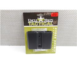 UNCLE MIKE'S TACTICAL KYDEX DOUBLE MAG CASE