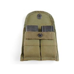 M-1 CARBINE MAGAZINES AND POUCH