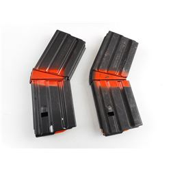 RRA LAR-10 5.56 PISTOL MAGAZINE LOT