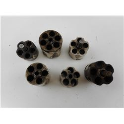UNKNOWN REVOLVER CYLINDERS