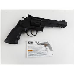 SMITH & WESSON R8 C02 AIR PISTOL .177 CAL BB