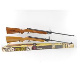 SLAVIA AND STAR AIR RIFLES