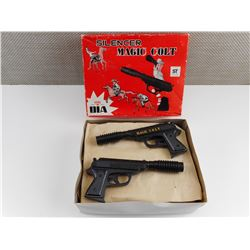 DIA MAGIC COLT TOY GUNS IN BOX