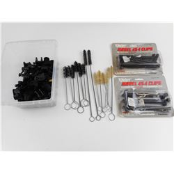 ASSORTED CROSSMAN ARMS AIRSOFT ACCESSORIES