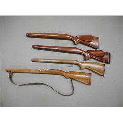 UNKNOWN FULL LENGTH RIFLE STOCKS