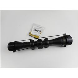3-9X32 AIR RIFLE SCOPE WITH LENS CAPS AND INSTRUCTIONS