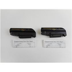COPPERHEAD RED DOT SIGHT