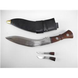 NEW MFG KUKRI KNIFE